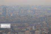 آلایندههای جوی آذربایجانغربی افزایش مییابد