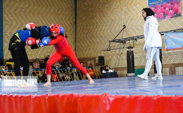 ووشوکاران زن سیستان و بلوچستان به دوره آموزشی کوراش اعزام شدند