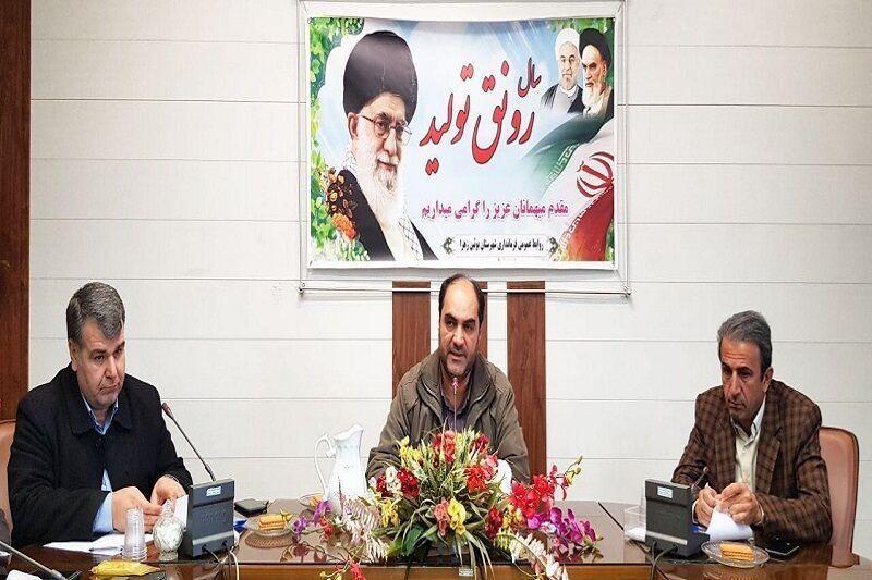 ۲۵۰ طرح عمرانی در بویین زهرا به مناسبت دهه فجر افتتاح میشود
