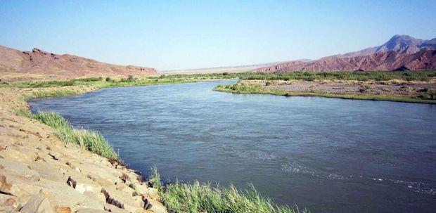 رودخانه ارس آلوده نیست