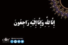 پیام تسلیت بیت آیت الله العظمی صانعی (ره) به پیروز حناچی