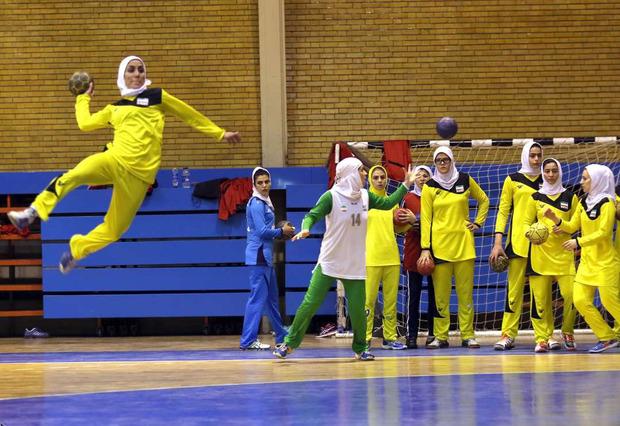 کسب قهرمانی مسابقات هندبال آسیا هدف تیم ملی دختران است