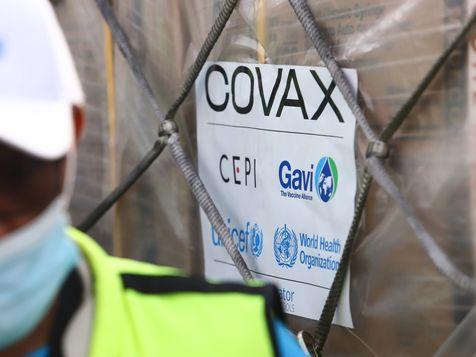 اولین محموله واکسن کوواکس برای ایران ارسال شد
