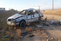 حوادث رانندگی در قوچان یک کشته و چهار مجروح بر جای گذاشت