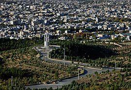 عزم یک شهر برای جهانی شدن...