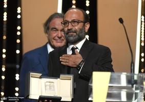 جایزه بزرگ جشنواره کن به اصغر فرهادی