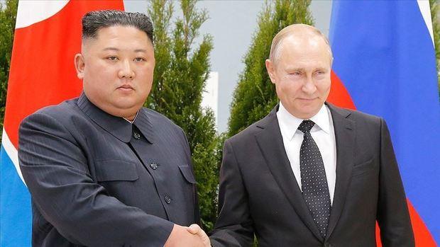 هدیه ویژه رهبر کره شمالی به رئیس جمهور روسیه +تصاویر