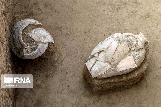 مستندسازی آثار باستانی فصل هفتم کاوشهای ریوی آغاز شد