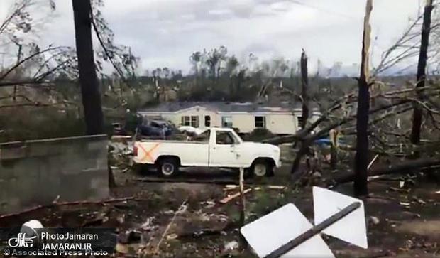 گردباد آلاباما