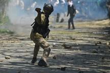 عکس/ ناآرامی در کشمیر