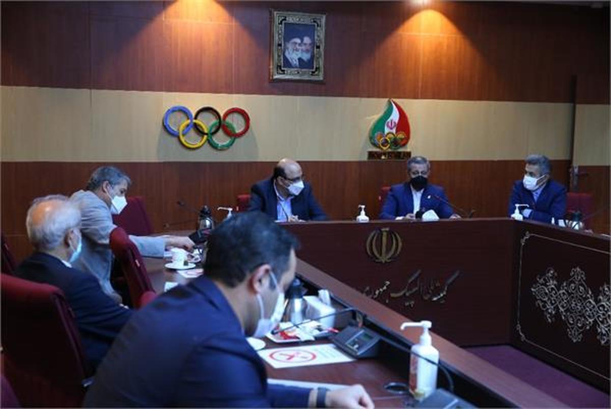 در نشست ستاد فنی بازیهای آسیایی داخل سالن و رزمی چه گذشت؟
