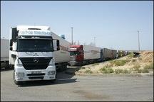 20 درصد ترانزیت زمینی کشور از آذربایجان غربی انجام می شود