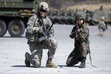 تب کرونا در چین فروکش و در کره جنوبی بالا رفت/ابتلای نظامیان کره ای و آمریکایی به ویروس