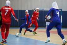 4 بانوی کهگیلویه وبویراحمد در اردوی تیم ملی فوتسال بانوان کشور