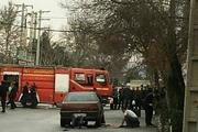 کشف دو نارنجک نظامی از یک خودروی عبوری در قزوین