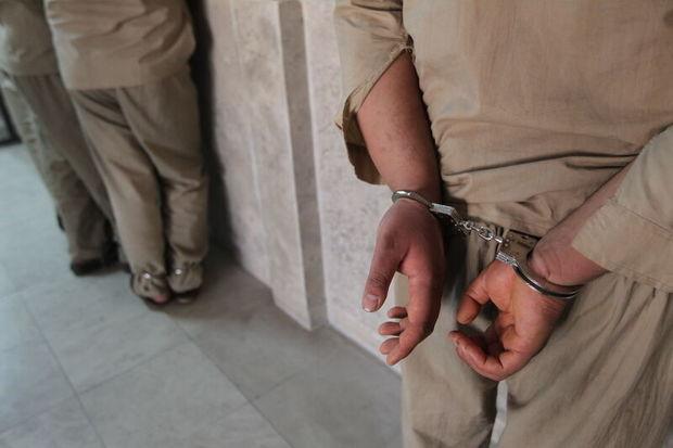 دستگیری سارق و مالخر در تالش
