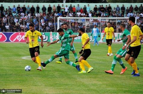زمان دیدار سپاهان در جام حذفی تغییر کرد