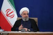 روحانی: در مبارزه با کرونا خود را با کشورهای مدعی شرق و غرب مقایسه می کنیم