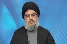 سید حسن نصرالله: آنچه اکنون در ایران رخ میدهد سیاسی نیست/ ترامپ و نتانیاهو و مسئولان سعودی درباره اوضاع ایران ناامید شدند