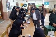 شرکت در انتخابات را به ساعات پایانی موکول نکنید