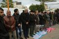 برگزاری مراسم ختم شهید سردار سلیمانی در نوار غزه+تصاویر