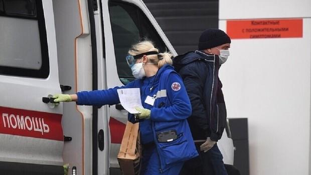 یک شهروند اوکراینی برای سومین بار به کرونا مبتلا شد