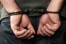 مامور قلابی پلیس راهور دستگیر شد