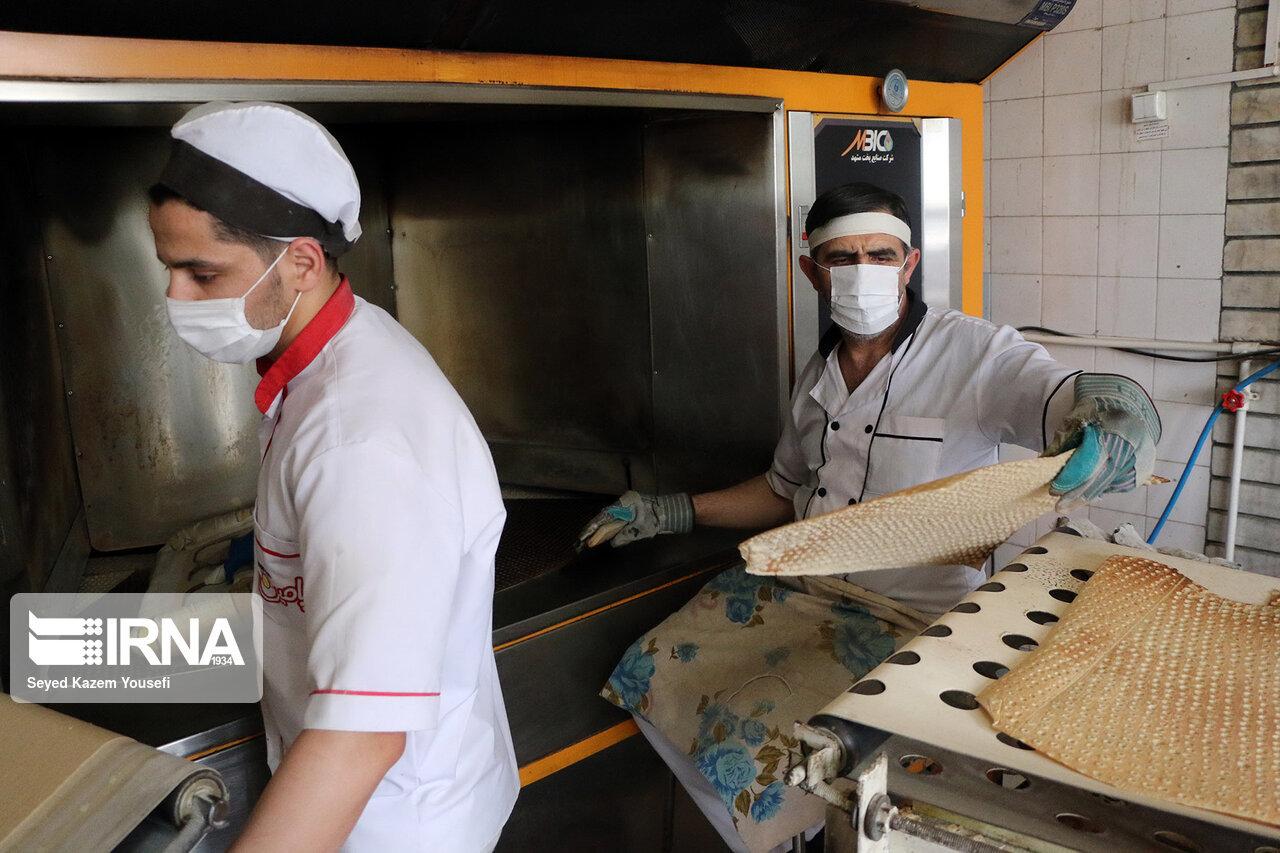 افزایش قیمت نان در خراسان جنوبی مصوبه پارسال است