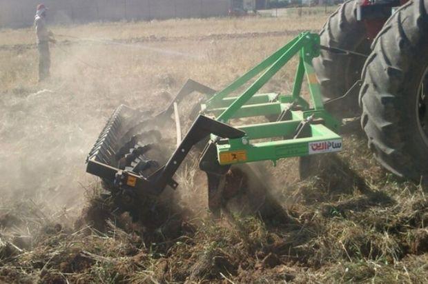 کشاورزی حفاظتی در تناوب غلات و لوبیا عامل تولید محصول سالم است