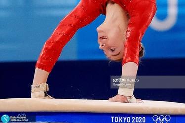 گزارش تصویری| روز پنجم المپیک 2020 توکیو