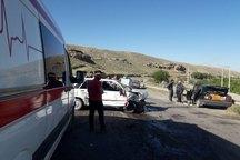 برخورد پرایدها در اسفراین یک کشته و 5 زخمی برجای گذاشت
