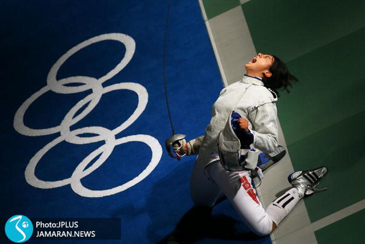 قاب برتر المپیک| فریاد پیروزی