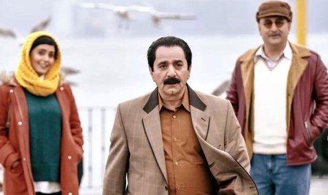 اکران فیلم «مُطرب» با حضور پرویز پرستویی
