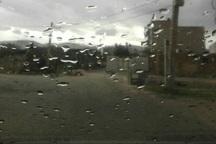 61 میلیمتر بارندگی در روستای سراک ایذه ثبت شد