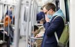میزان خطر ابتلا به کرونا در وسایل حمل و نقل عمومی