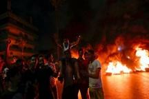 تظاهرات در لبنان در اعتراض به وضعیت اقتصادی و برخی برنامههای دولت