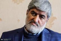 متن اعتراض علی مطهری به شورای نگهبان درباره رد صلاحیت شدن خود
