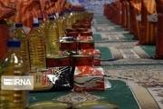 توزیع ١٣هزار و ٥٠٠ بسته معیشتی بین نیازمندان بهارستان