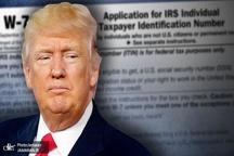 اختلاف شدید میان کنگره و کاخ سفید بر سر اظهارنامه مالیاتی ترامپ و یک مناقشه حقوقی بی سابقه