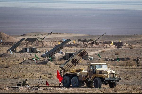 رزمایش غیرمترقبه نیروی زمینی ارتش در منطقه عمومی ارومیه آغاز شد