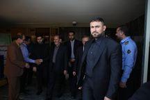 بازدید معاون اول رئیس جمهوری از حوزه برگزاری آزمون استخدامی آتش نشانی در مشهد