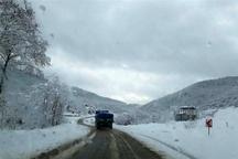 جاده ساری- کیاسر و سمنان باز است