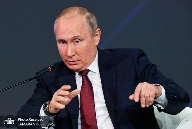 انتقاد شدیداللحن پوتین از آمریکا در آستانه دیدار با بایدن