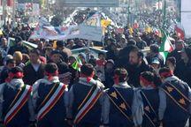 حضور معنادار مردم در راهپیمایی ۲۲ بهمن حاکی از آمادگی گسترده برای انتخابات است