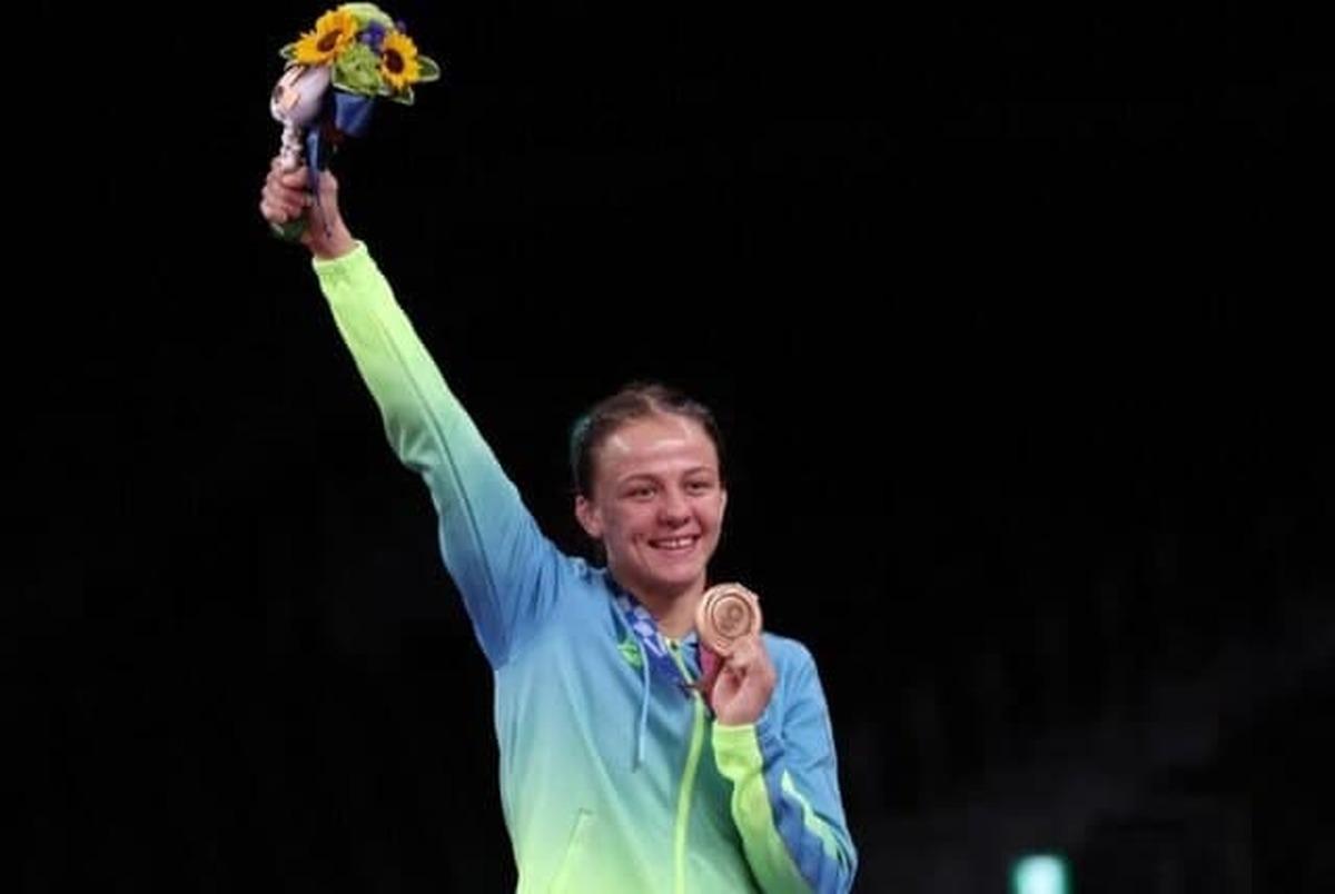 مدالآور المپیک آپارتمانش را به مربی خود بخشید