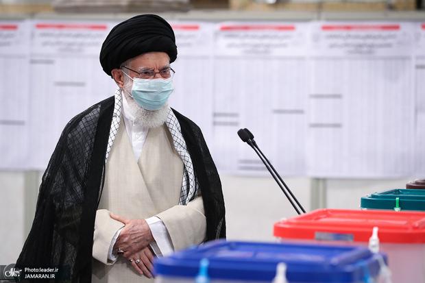 پیام رهبر معظم انقلاب پس از برگزاری انتخابات 1400
