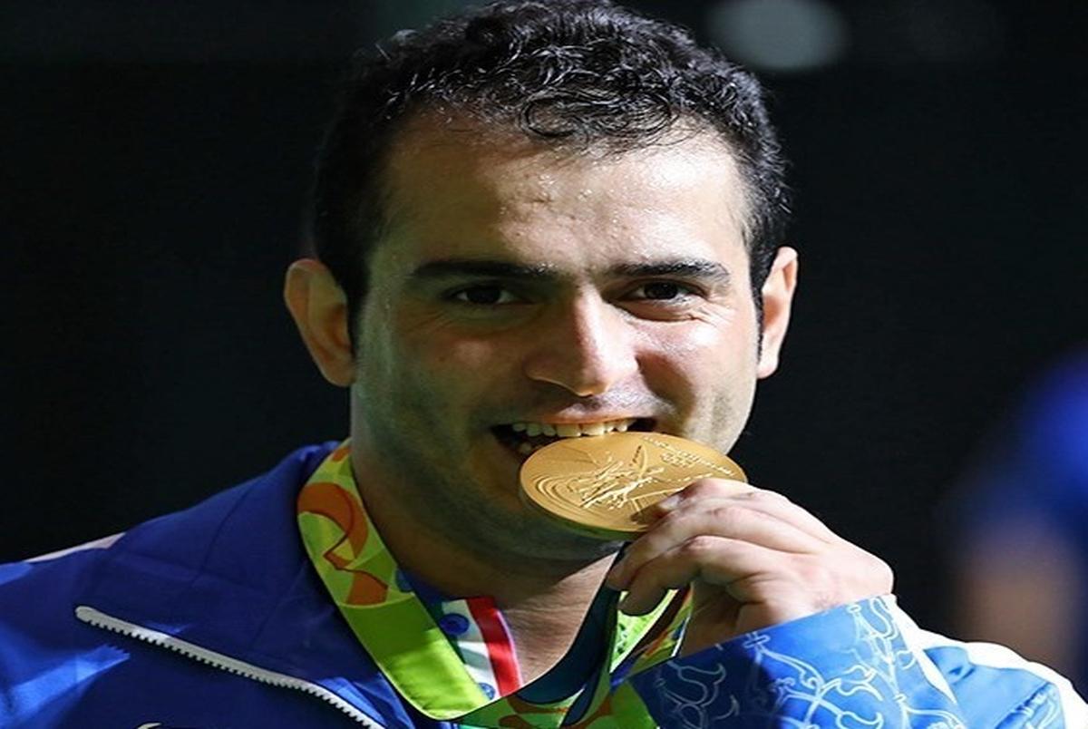 اقدام عجیب فدراسیون وزنه برداری؛ حذف نام سهراب مرادی برای حضور در المپیک؟!