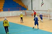 پیروزی تیم فوتسال بانوان فرخشهر در مصاف با خراسان رضوی