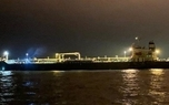 تصویر سومین نفتکش ایرانی که به ونزوئلا رسید