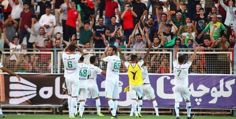 تساوی شاهین و پارس در اولین دربی لیگ برتر